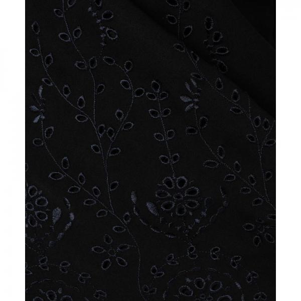【セットアップ対応商品】刺繍ブラウス