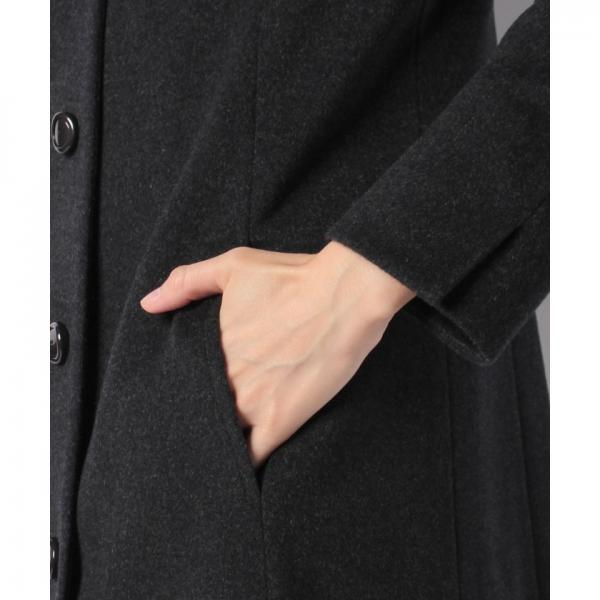 【特別提供品】ダウンライナーステンカラーコート
