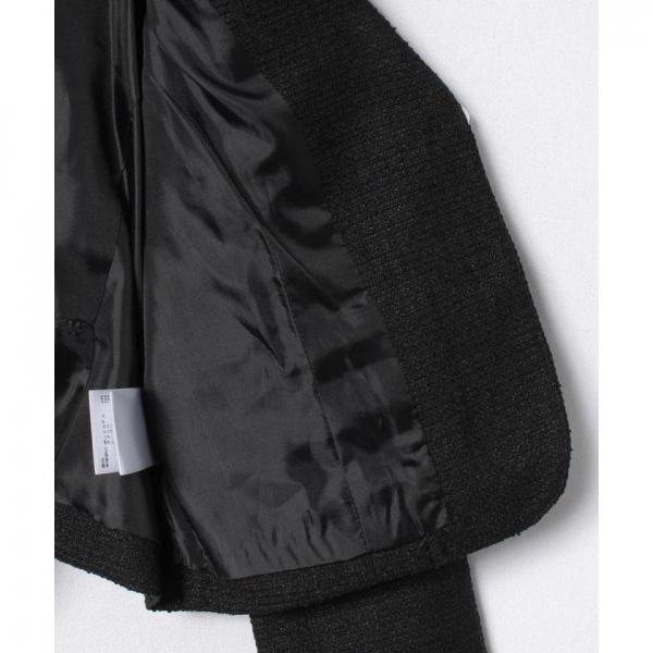テーラードツィードジャケット