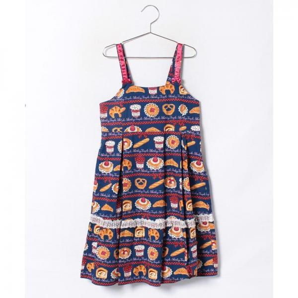 ベーカリーptジャンパースカート(150~160cm)