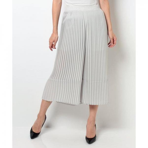 Pleated wide easy