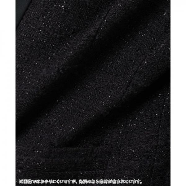 【VERY 3月号掲載】ラメツイードマリアジャケット