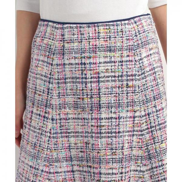 【セットアップ対応商品】マルチイタリアンツイードスカート