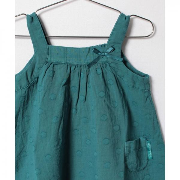 女カットボイルジャンバースカート(130~140cm)