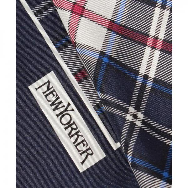 シルクツイルハウスタータンスカーフ
