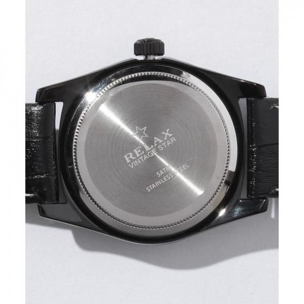 RELAX リラックス Vintage Star ヴィンテージスター スターダイヤル メンズ腕時計