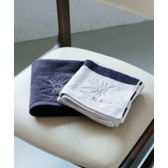 DOORS LIVING PRODUCTS Face Towel border【お取り寄せ商品】