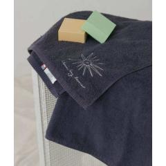 DOORS LIVING PRODUCTS Bath Towel navy【お取り寄せ商品】