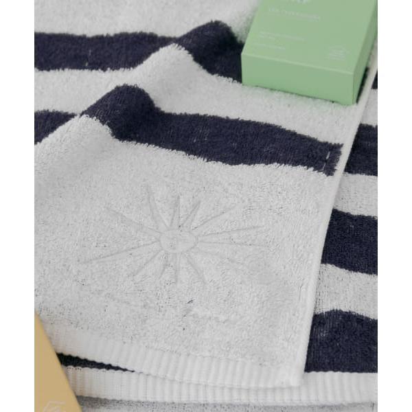DOORS LIVING PRODUCTS Bath Towel border【お取り寄せ商品】