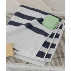 DOORS LIVING PRODUCTS Bath Towel border【お取り寄せ商品】