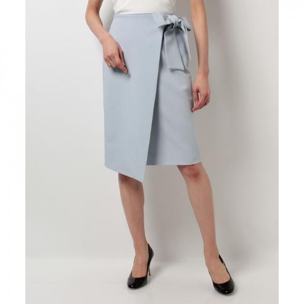 ラップリボンスカート