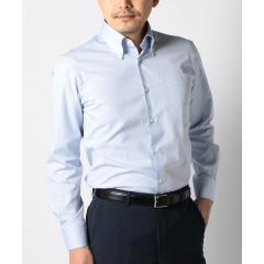 SD: 【ファインフィット】 オックスフォード ソリッド ボタンダウンシャツ【お取り寄せ商品】