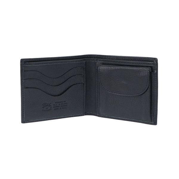 イルビゾンテ 二つ折り財布(小銭入れ付)