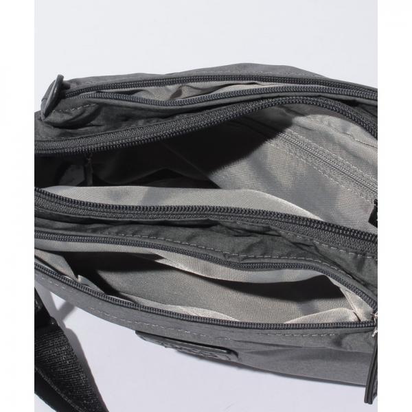 杢タフタ 横型ショルダーバッグ