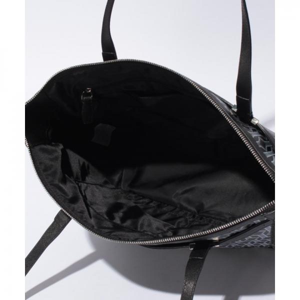 モノグラムプリント トートバッグ Mサイズ