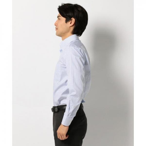 【日本製】ドビーチェックシャツ