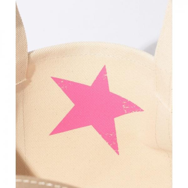 STARLETSプリントトートバッグ【S】