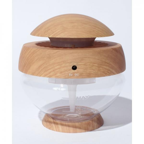 arobo/木目調空気清浄機