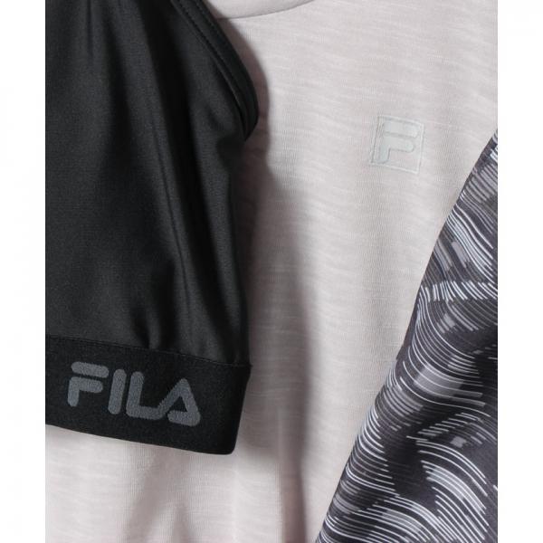 【FILA】ヨガウェア 水陸両用 ウェア3点セット