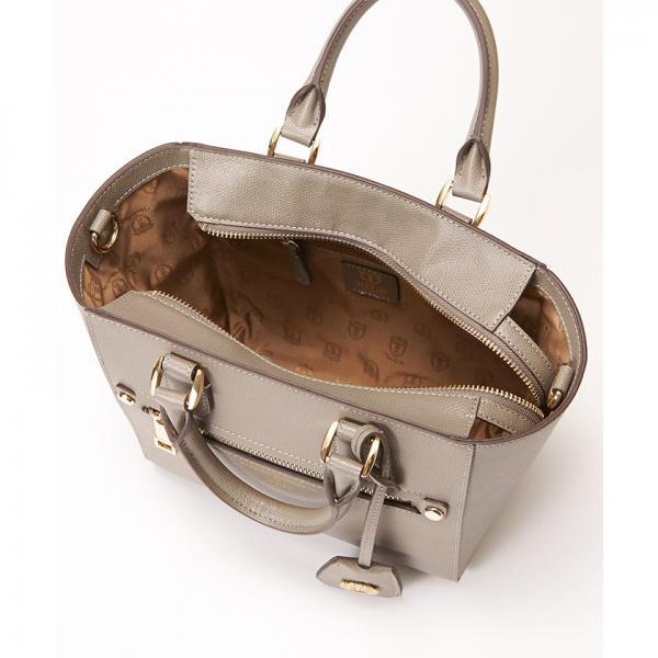 イタリアンシュリンクレザー・2wayミニトートバッグ