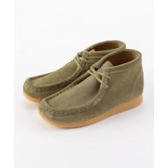 Clarks:WALLABEE BOOTS(kids)【お取り寄せ商品】