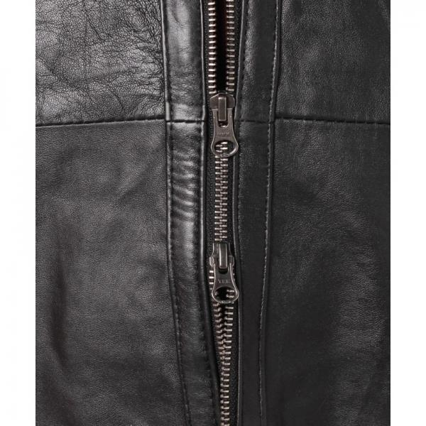 DETAILS women/NEW Repro Leather MA-1 Long Riders