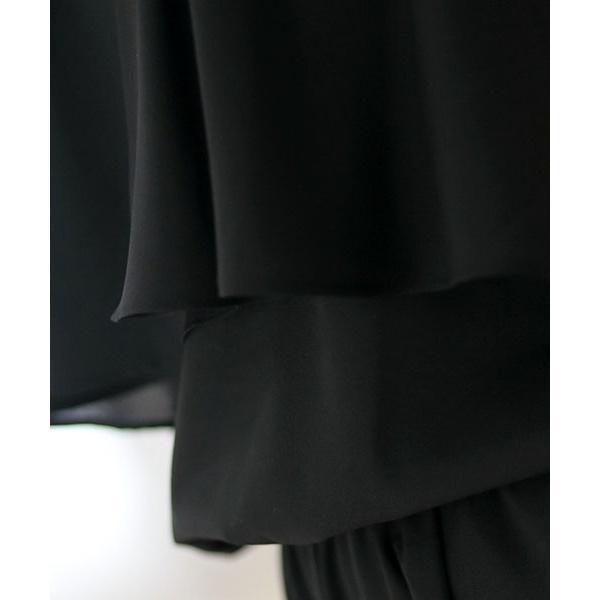 【結婚式・デイリー】クールフレアー レースオールインワン パンツドレス