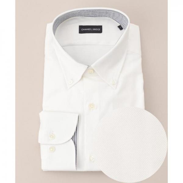 【ONWARD J BRIDGE】【日本製】オックスBDシャツ【お取り寄せ商品】