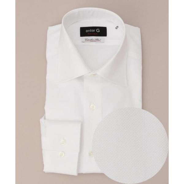 【イタリア生地】【日本製】ALBINIオックスシャツ【お取り寄せ商品】