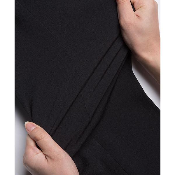 らく伸び!洗える!防シワ多機能マニッシュ4点スーツ