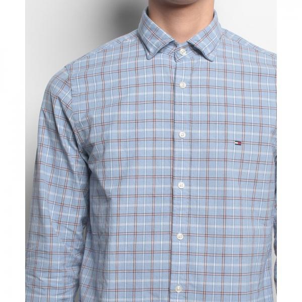 SFノーマンチェックシャツ