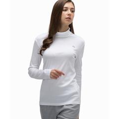 タートルネックプルオーバーTシャツ