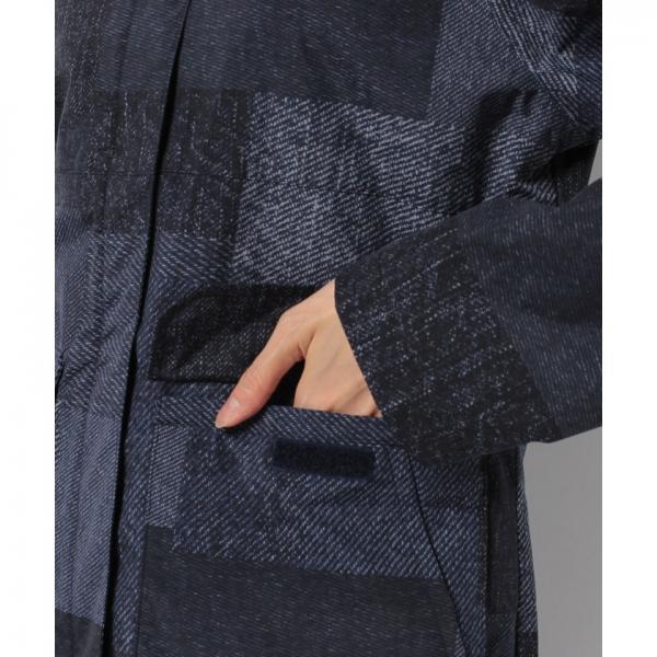 ハーフバレイウィメンズパターンドジャケット