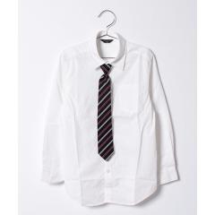 レジメンネクタイ付きシャツ(140cm~160cm)
