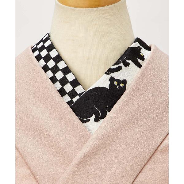 半衿「猫市松」