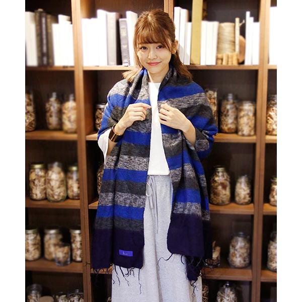 Kocochi 大判手織りストール KC074
