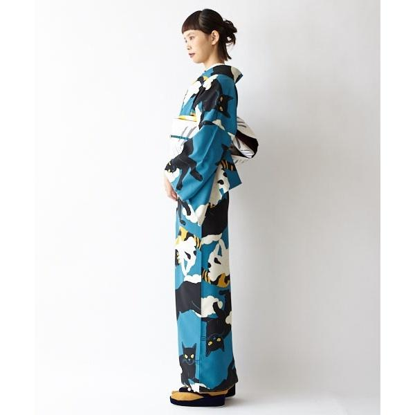 【KIMONO姫 掲載】小紋「ミケ雲」