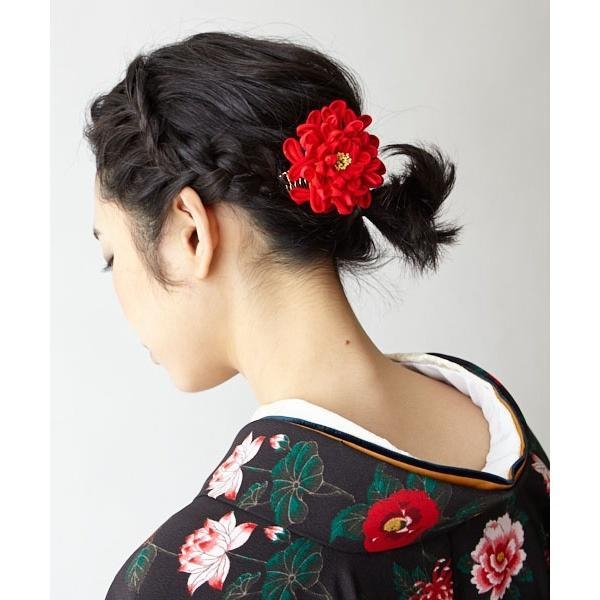 【KIMONO姫 掲載】小紋「花園」