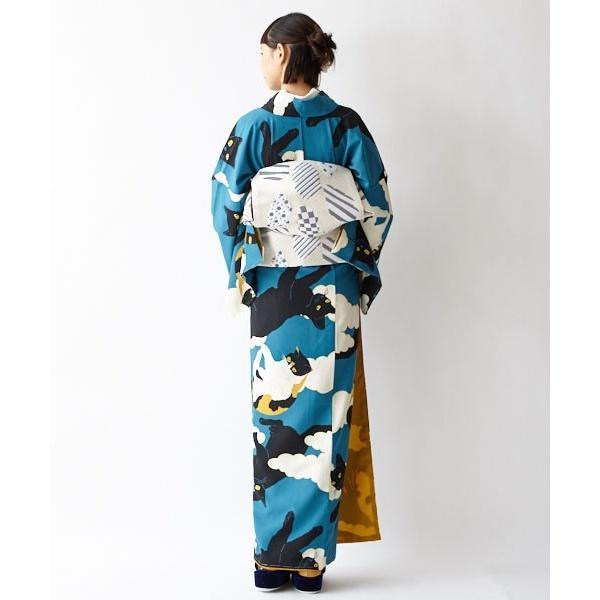 【KIMONO姫 掲載】京袋帯「ゆめくも」