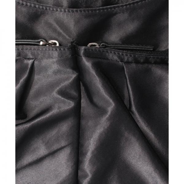 ポケットギャザートートバッグ