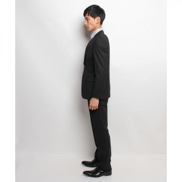 2WAYストレッチドビー2釦スーツ(総裏)AWS