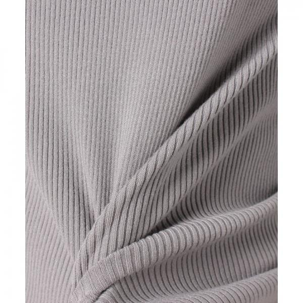 Sleeve Flare Knit