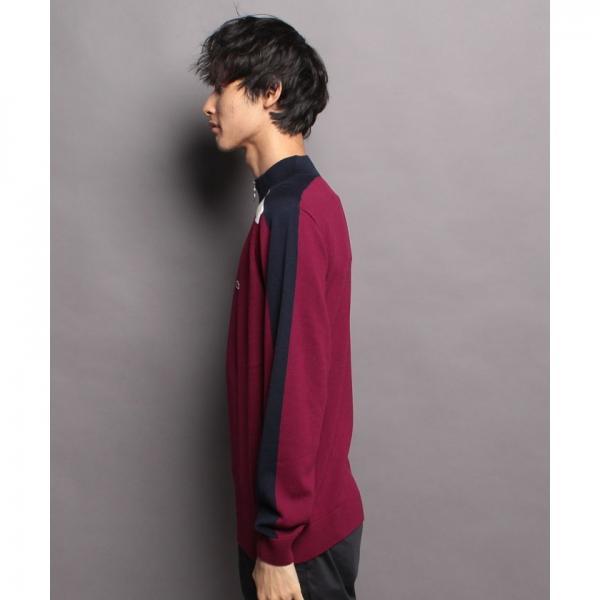 『MadeinFrance』ジッパーネックセーター