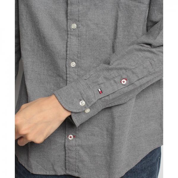 NFタータンチェックシャツ
