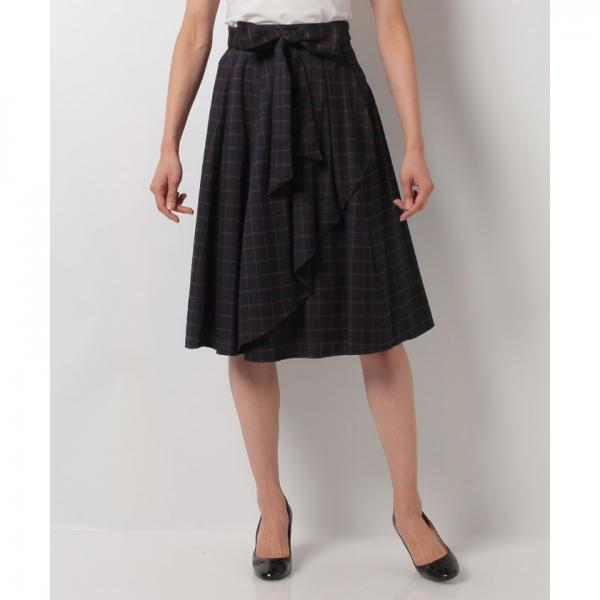 イレギュラーデザインスカート(7R10-09048)