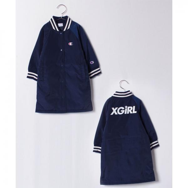 XGS×CHAMPION ロングスタジャン