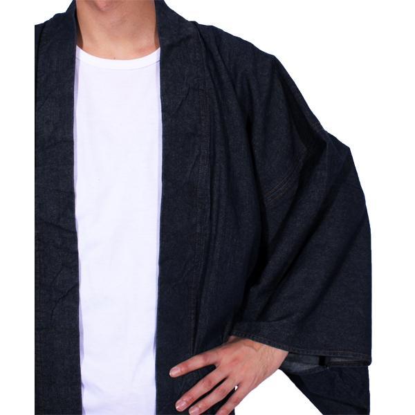 デニム羽織