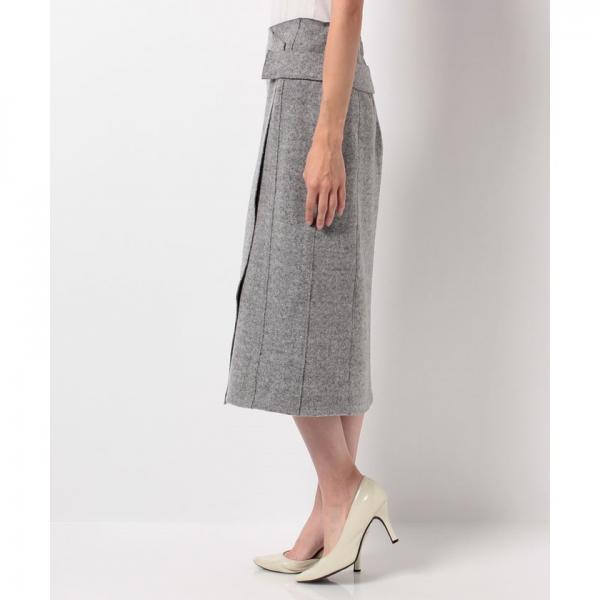 ニードルデクジャージースカート