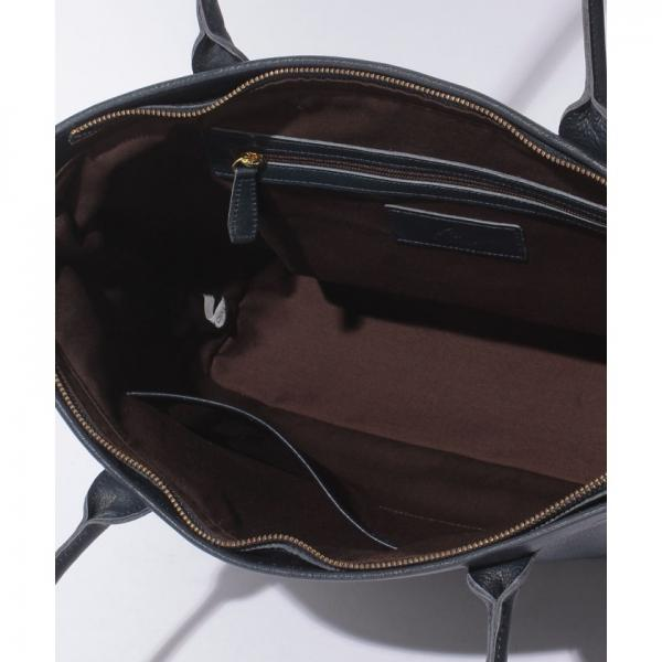オティアス Otias / ヌメカウレザーオイル加工仕上げトートバッグ