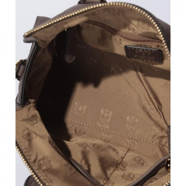 CACHEMIRE[カシミヤ]イタリアンオイルレザー・2WAYミニトートバッグ